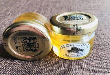 Bees Fairmount Chateau Frontenac