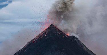 ADHD KId Volcano