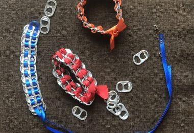 Bracelet - Earth Day Recycling Activity