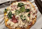 Keto Fat Head Pizza